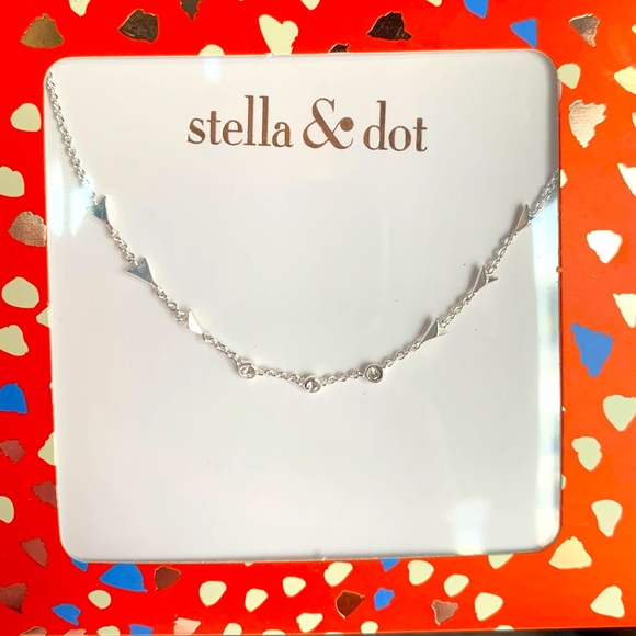 Stella and dot celestial necklace